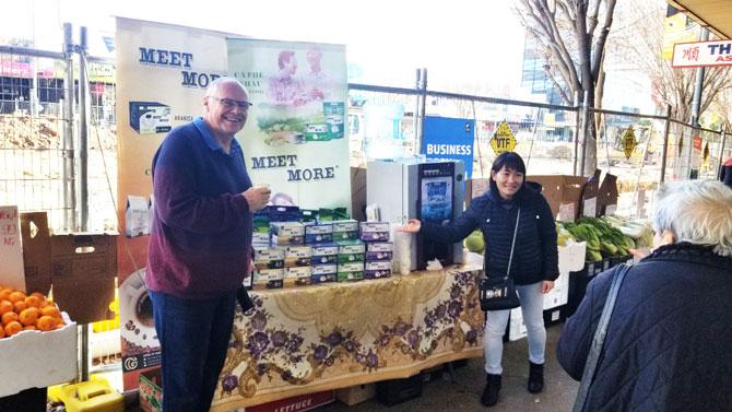 Cảm nhận về cà phê trái cây hoà tan Meet More trên group của Hội sinh viên Việt Nam tại Melbourne, Australia.